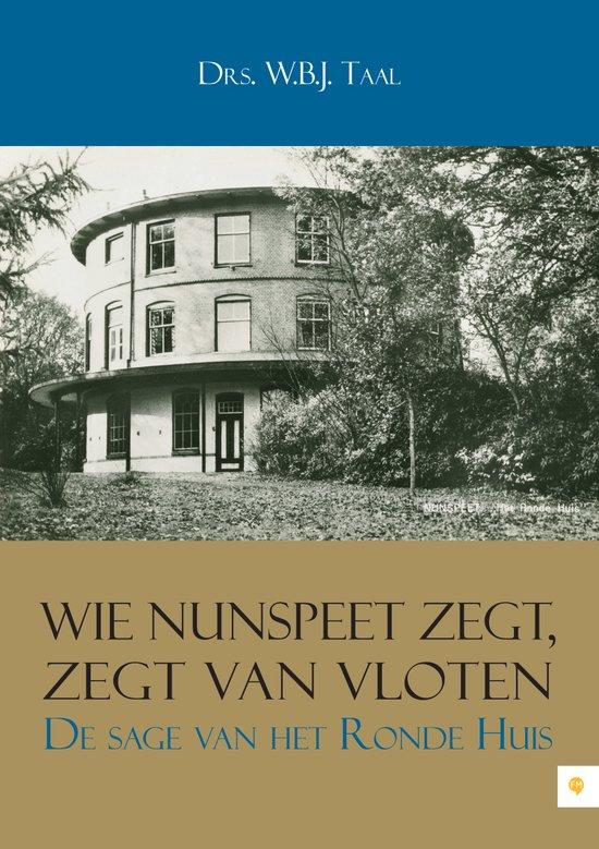 Omslag van mijn boek Wie Nunspeet zegt, zegt Van Vloten